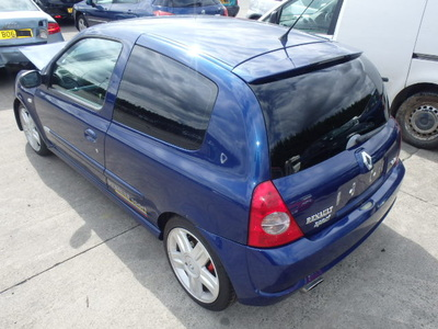 04 CLIO 172 2.0 16V (STOCK NUMBER #627)